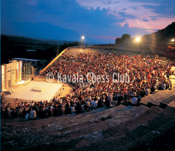 Philippi Ancient Theatre